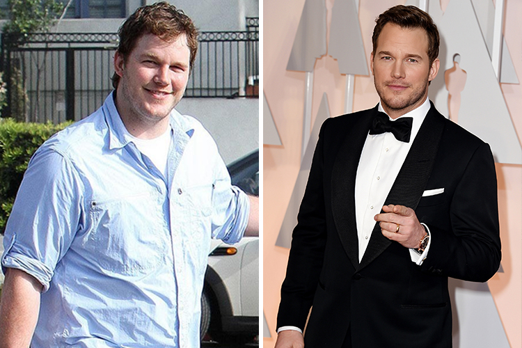 16. Chris Pratt