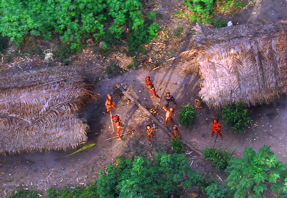 north sentinel island tribe