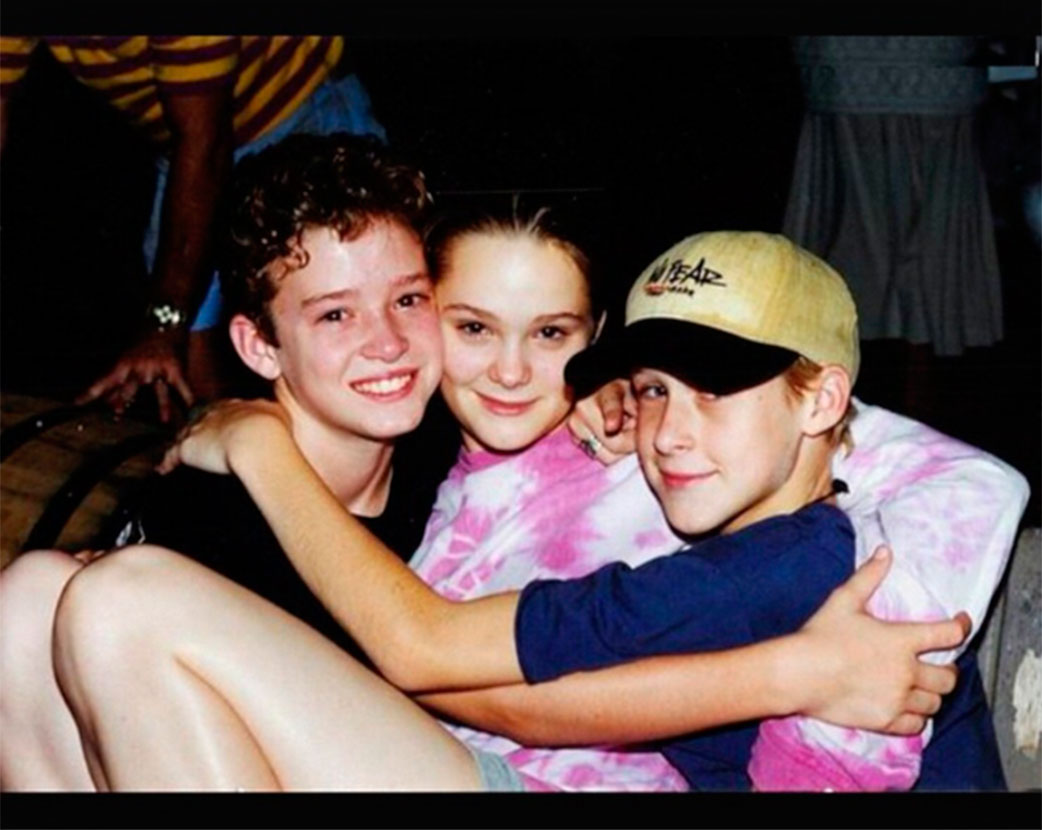 JUSTIN TIMBERLAKE, JENNIFER MCGILL, AND RYAN GOSLING