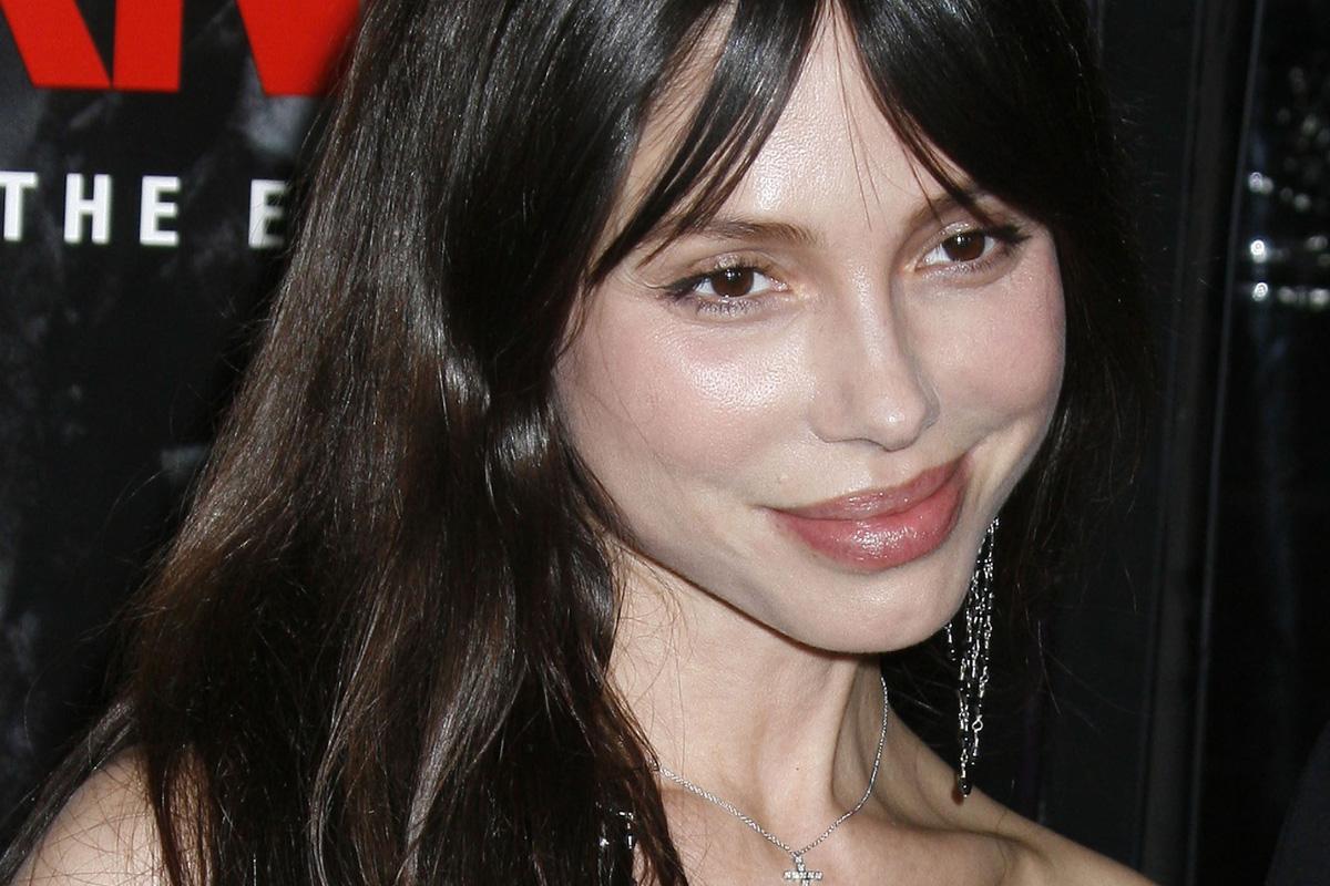 Oksana Grigorieva gold digger