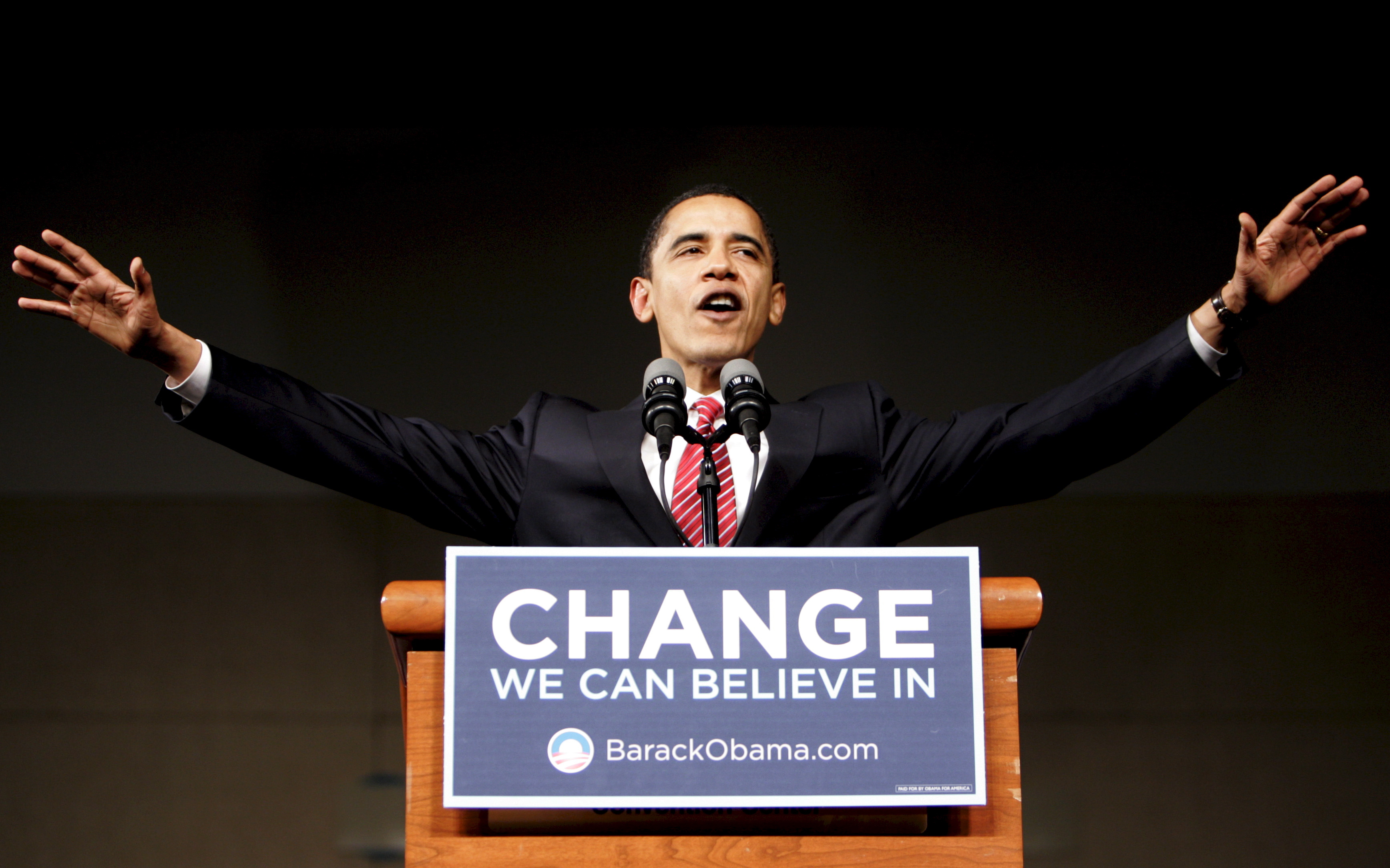 barrack obama change