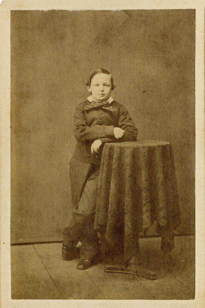 lincoln willie never edward baker children robert mary advertisement