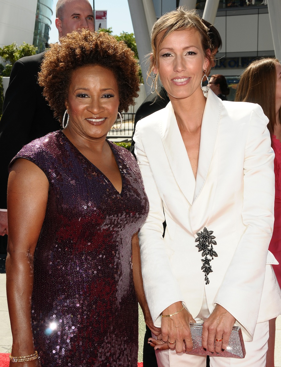 wanda sykes and alex lgbt