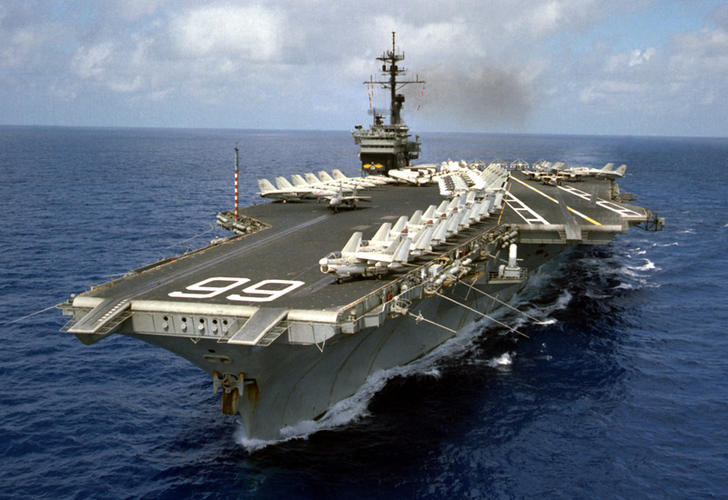 The 12 Most Badass Killer Warships That Exist Today Page