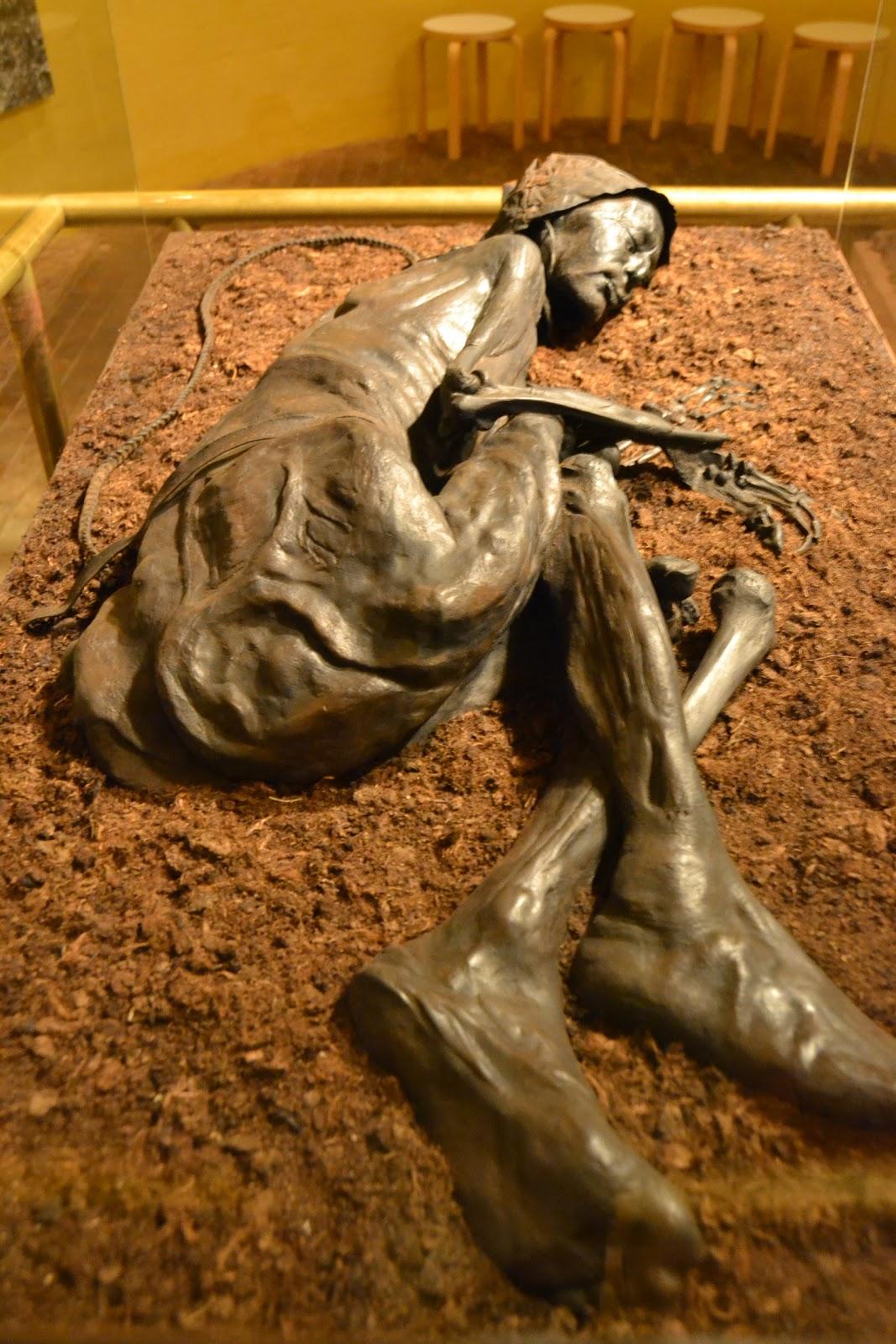 tollund man radiocarbon dating