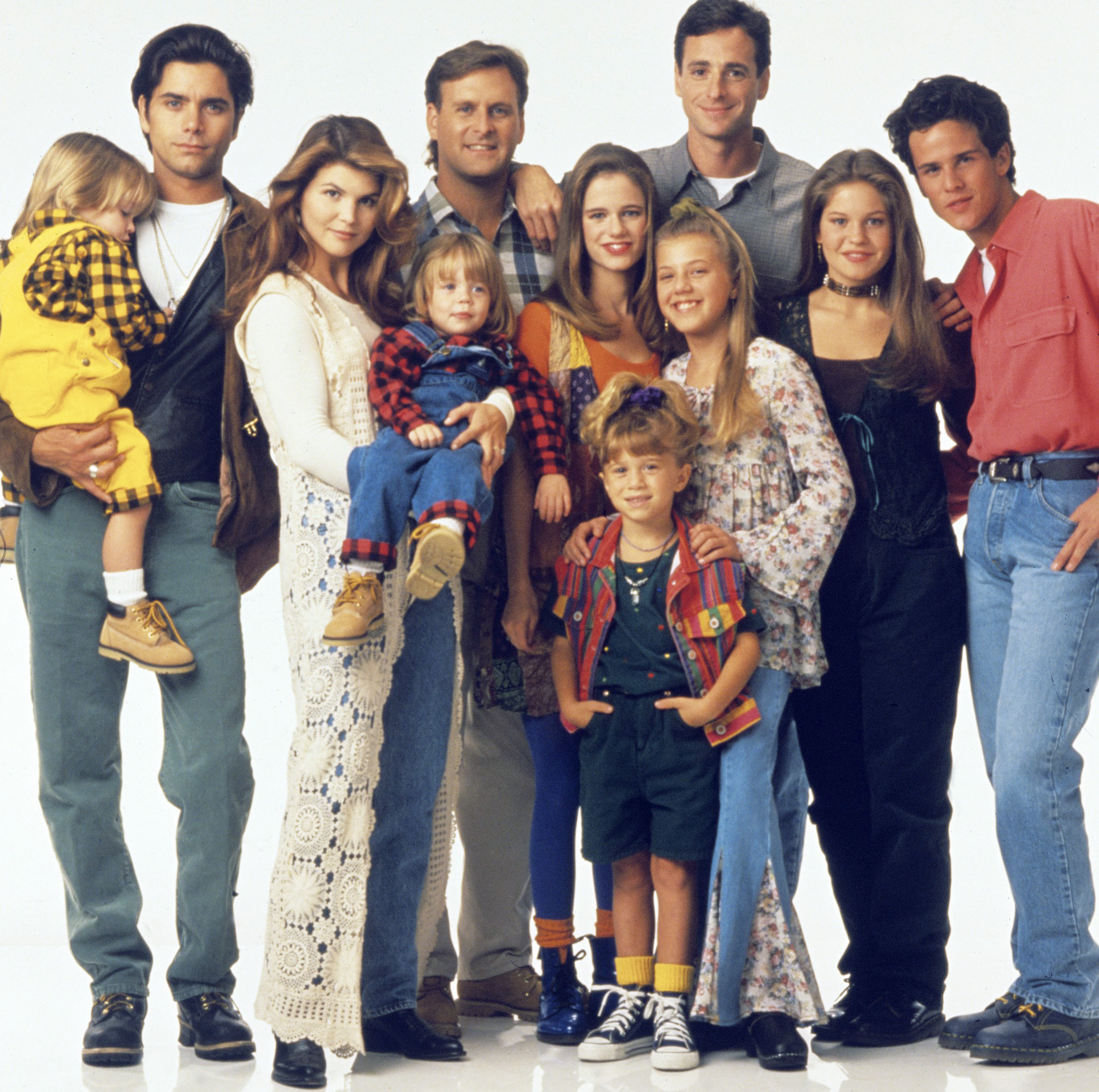 Full House Cast: Then And Now